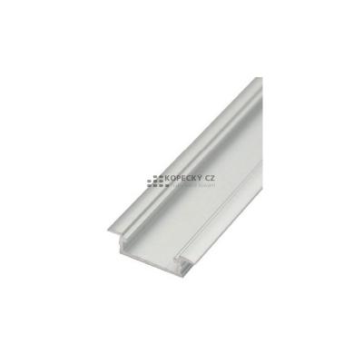 profil LED LL03 délka 3m elox záfrez