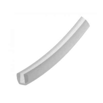 GAMA - těsnící silikonový profil pro sklo 4mm