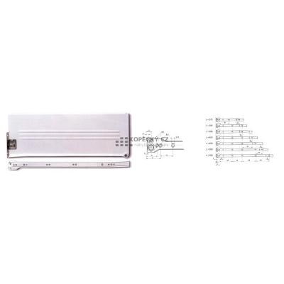 metabox GTV 500/118 mm bílý