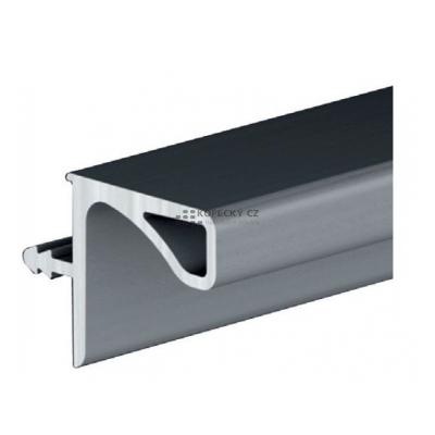 profil - P nový pro bezúchytkové dveře 3,9 m