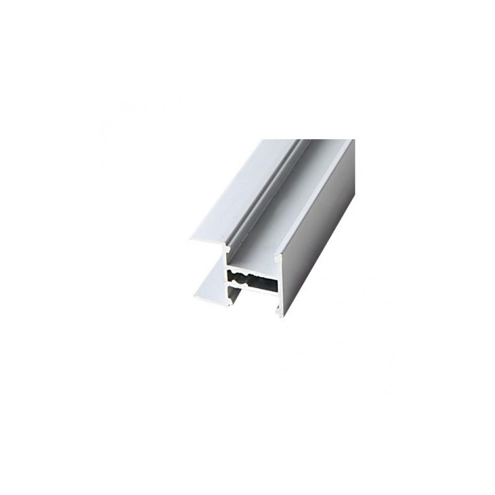 profil led ll17 d lka 3m elox oboustrann nar ec na 18 mm ltd nabytkove kovani kopecky cz. Black Bedroom Furniture Sets. Home Design Ideas
