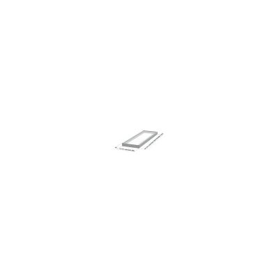 dno světelné 1164/296/40 2x16W bez vyp. tvrz. sklo