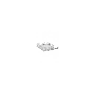 Zásuvka soft SIGE 119i 450/500/30kg plné dno chrom