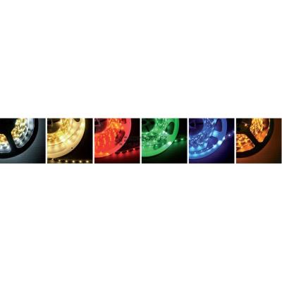 pásek LED standardní svítivost 60 Ww v bužírce 4,8W/300m/m bílá teplá
