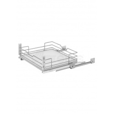Zásuvka FRONT soft SIGE 116i 450/500/30kg plné chrom