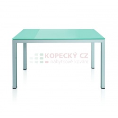 stolova podnoz 40x40 795x595x385 mm TYP90 elox