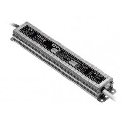 zdroj pro LED 12V/36W vodovzdorný Al