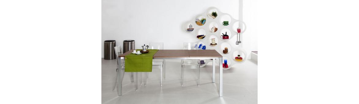 Hliníkové stoly, podnože
