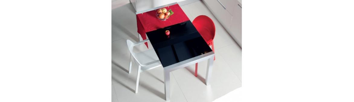 Stoly, stolové podnože